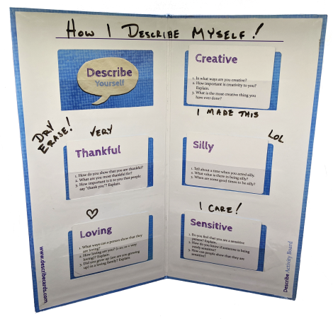 Describe - Activity Board