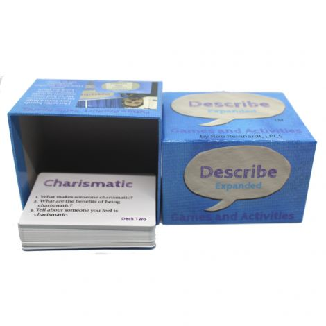 Describe Cards - Deck Two