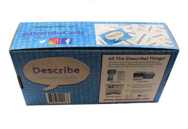 Describe - All the Things gift box.